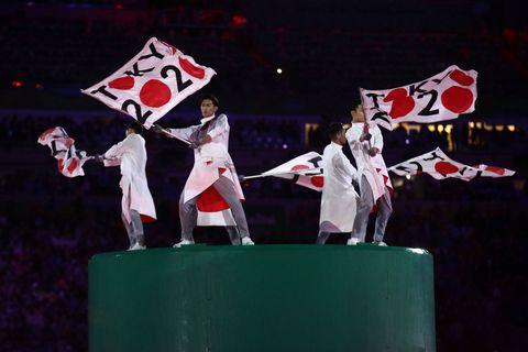 Carmine, World, Tradition, Costume, Flag, Dance, Concert dance, Boot,