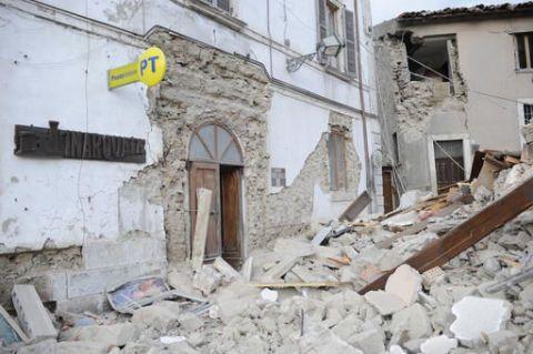 Property, Earthquake, Waste, Rubble, Building material, Door, Demolition, Ruins,