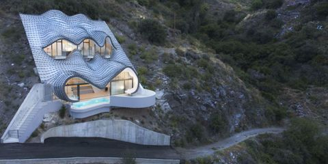 Tooth, Roof, Outdoor structure,
