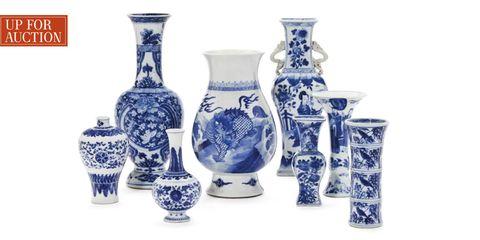 Serveware, Blue, Porcelain, Dishware, Ceramic, Artifact, earthenware, Pottery, Art, Vase,