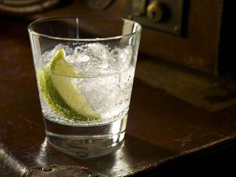 Fluid, Glass, Liquid, Drinkware, Drink, Cocktail, Tableware, Alcoholic beverage, Distilled beverage, Highball glass,