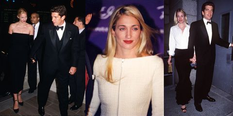 Carolyn Bessette Wedding.How To Copy Carolyn Bessette Kennedy S Iconic Style
