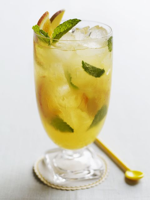 """<p><strong data-redactor-tag=""""strong"""" data-verified=""""redactor"""">Ingredients:&nbsp;</strong></p><p>2 oz. Patrón Citrónge Mango</p><p><span>3 oz. Fresh Lemonade</span></p><p><span>3 oz. Unsweetened Iced Tea</span></p><p><span>6-8&nbsp;Mint Leaves</span></p><p><strong data-redactor-tag=""""strong"""" data-verified=""""redactor"""">Directions:&nbsp;</strong></p><p>Tear mint leaves and add to a tall glass over ice. Pour remaining ingredients, stir, and serve. Garnish with lemon wheel and mint.<span class=""""redactor-invisible-space""""></span><br></p><p><span class=""""redactor-invisible-space""""><br></span></p><p><span class=""""redactor-invisible-space""""><em data-redactor-tag=""""em"""" data-verified=""""redactor"""">Courtesy of Patrón</em><span class=""""redactor-invisible-space""""><em data-redactor-tag=""""em"""" data-verified=""""redactor"""">.</em></span></span></p>"""
