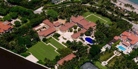 Jim Clark House Palm Beach
