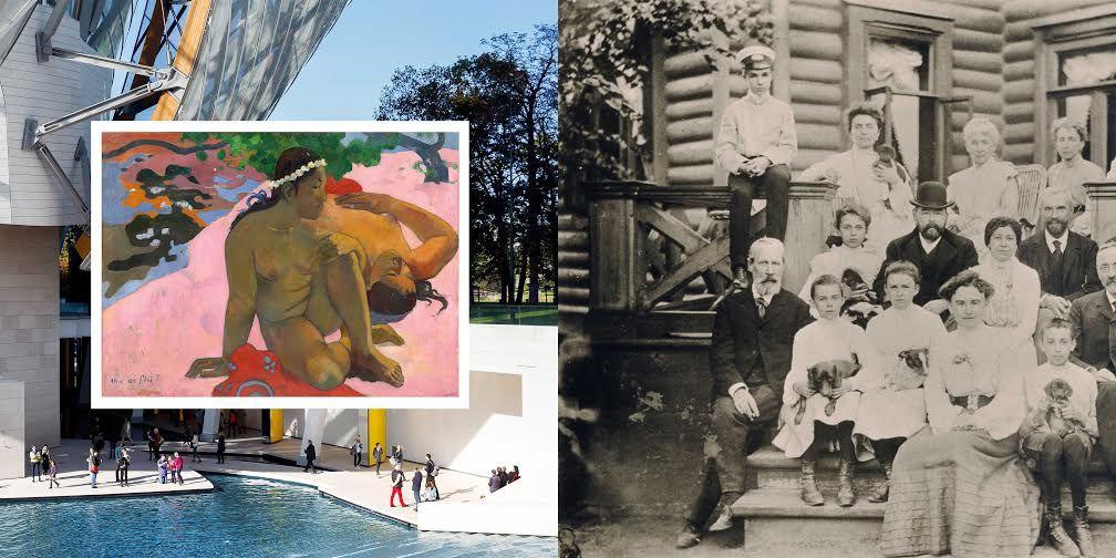 94865f21e4 Sergei Shchukin Matisse, Gauguin Collection - Icons of Modern Art at ...