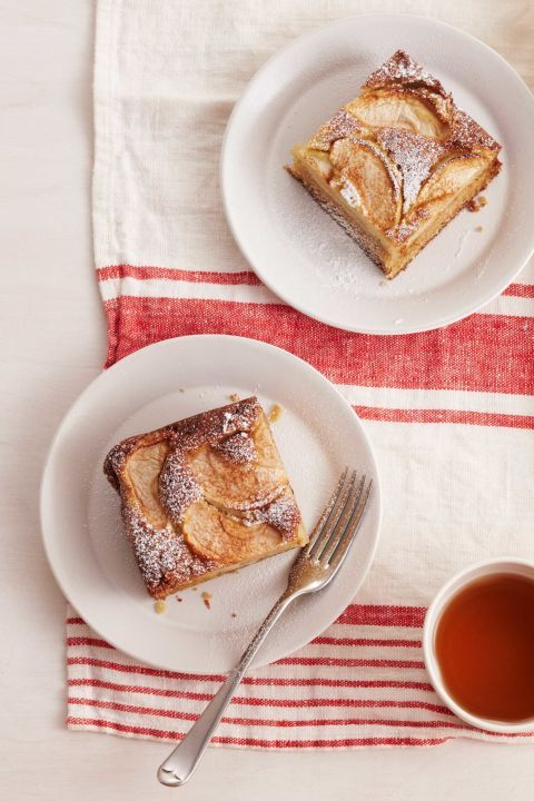 "<p>Orange juice is an unexpected but delightful ingredient in this moist and zesty cake.  </p><p><strong><a href=""http://www.countryliving.com/food-drinks/recipes/a33529/gamas-apple-spice-cake-recipe-wdy0912/"" target=""_blank"">Get the recipe</a>.</strong> </p>"
