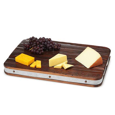 Reclaimed Wood Harvest Board