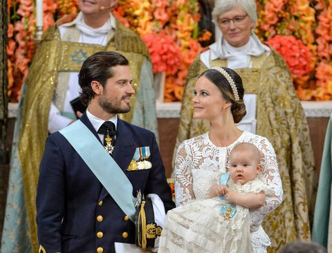 Princess Sofia and Prince Alexander Christening