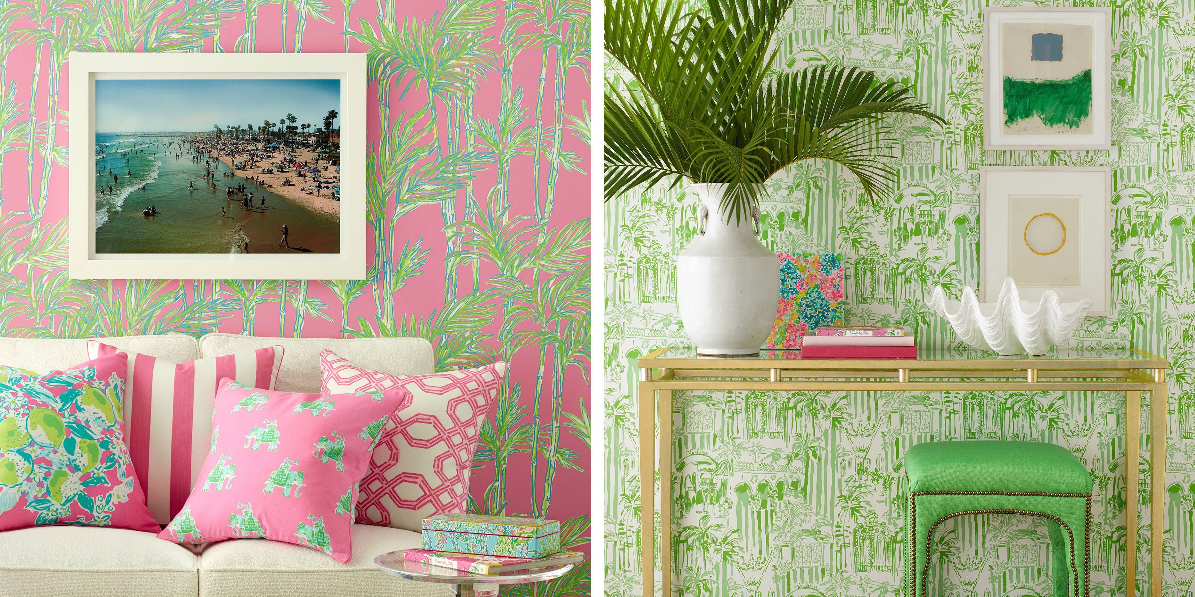Lilly Pulitzer Wallpaper Lilly Pulitzers New Collaboration