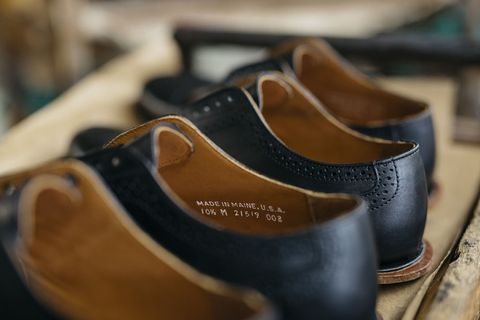 f9abf12e146 Cole Haan Made In Maine - Cole Haan Made In America Shoe Collection