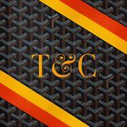 Yellow, Pattern, Text, Colorfulness, Orange, Font, Majorelle blue, Space, Circle, Visual arts,