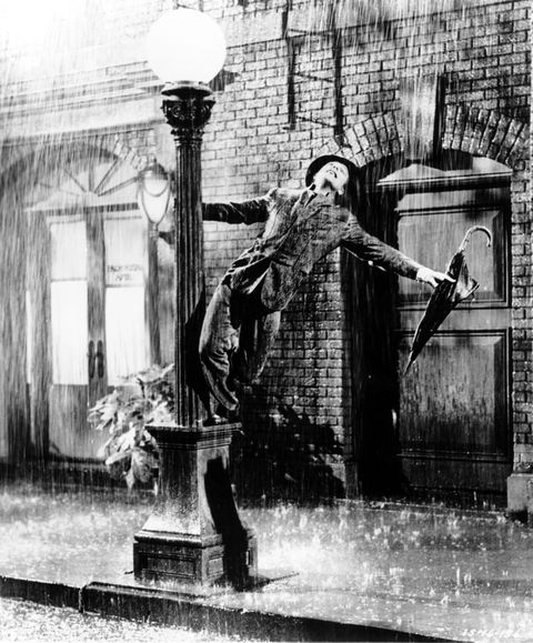 """<p>Known for its iconic dance scenes with umbrellas, thisGene Kelly filmcaptures the upheaval in the entertainment industry over the transition from silent films to """"talkies"""" when two silent movie stars join the cast of a musical.</p>"""