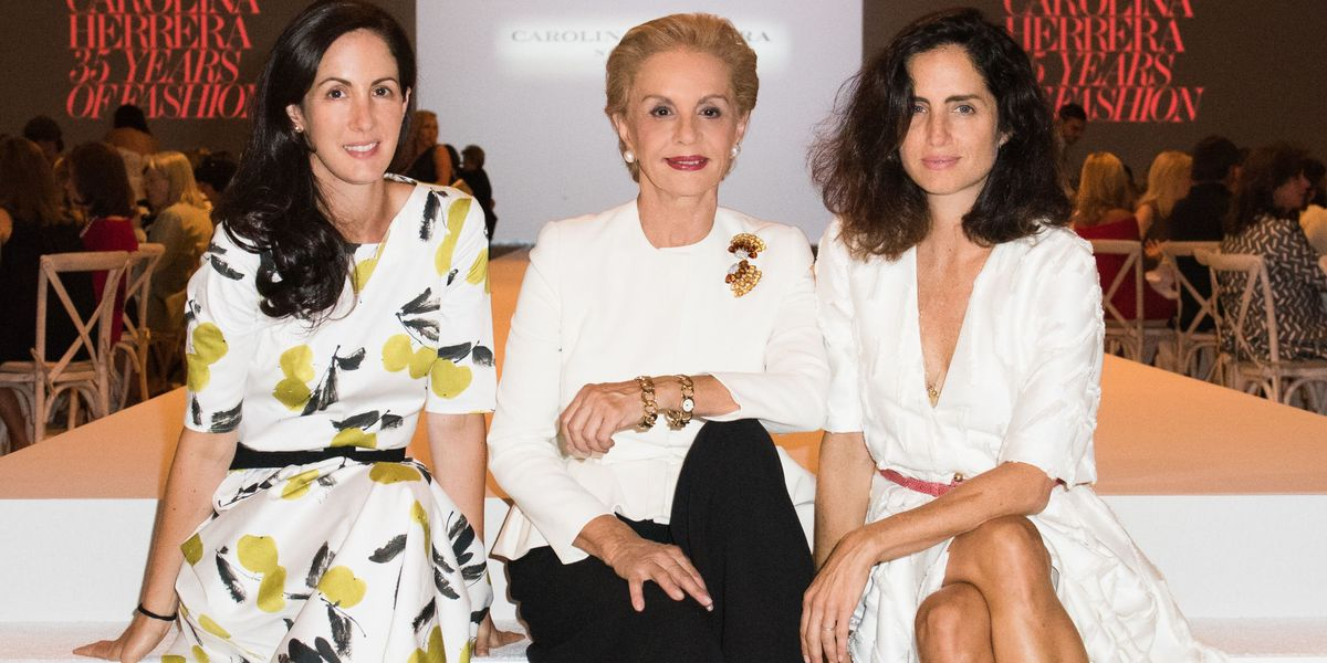 Neiman Marcus Wedding Gifts: Carolina Herrera Brought Her Daughters To Dallas To Accept