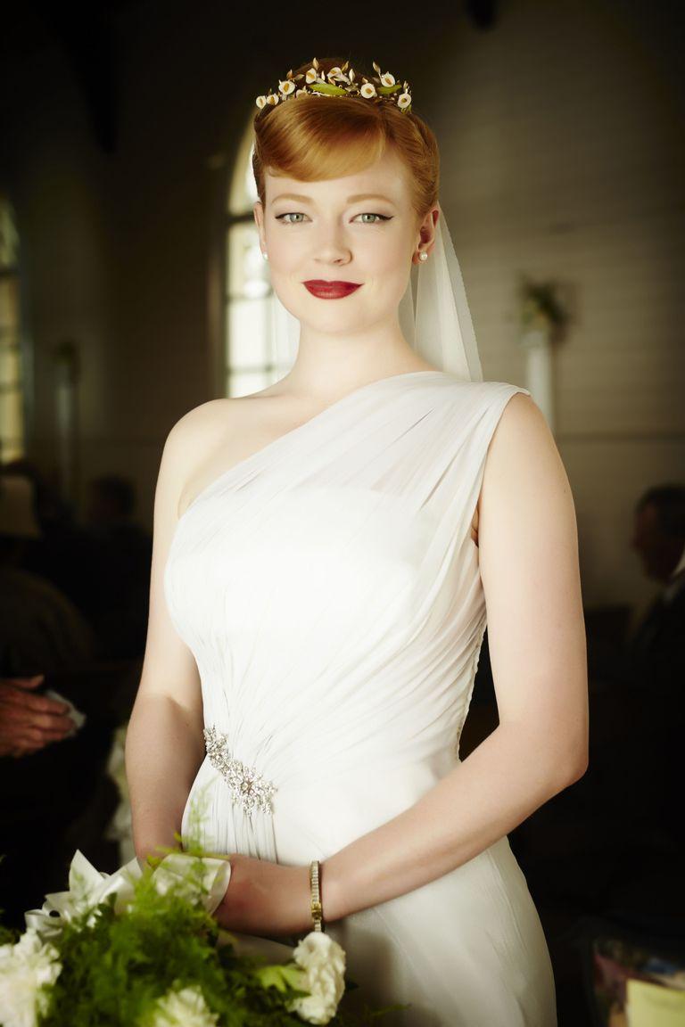 Sarah Percival Dress Designer