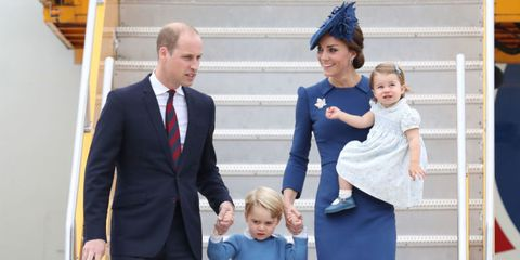 royal family in canada