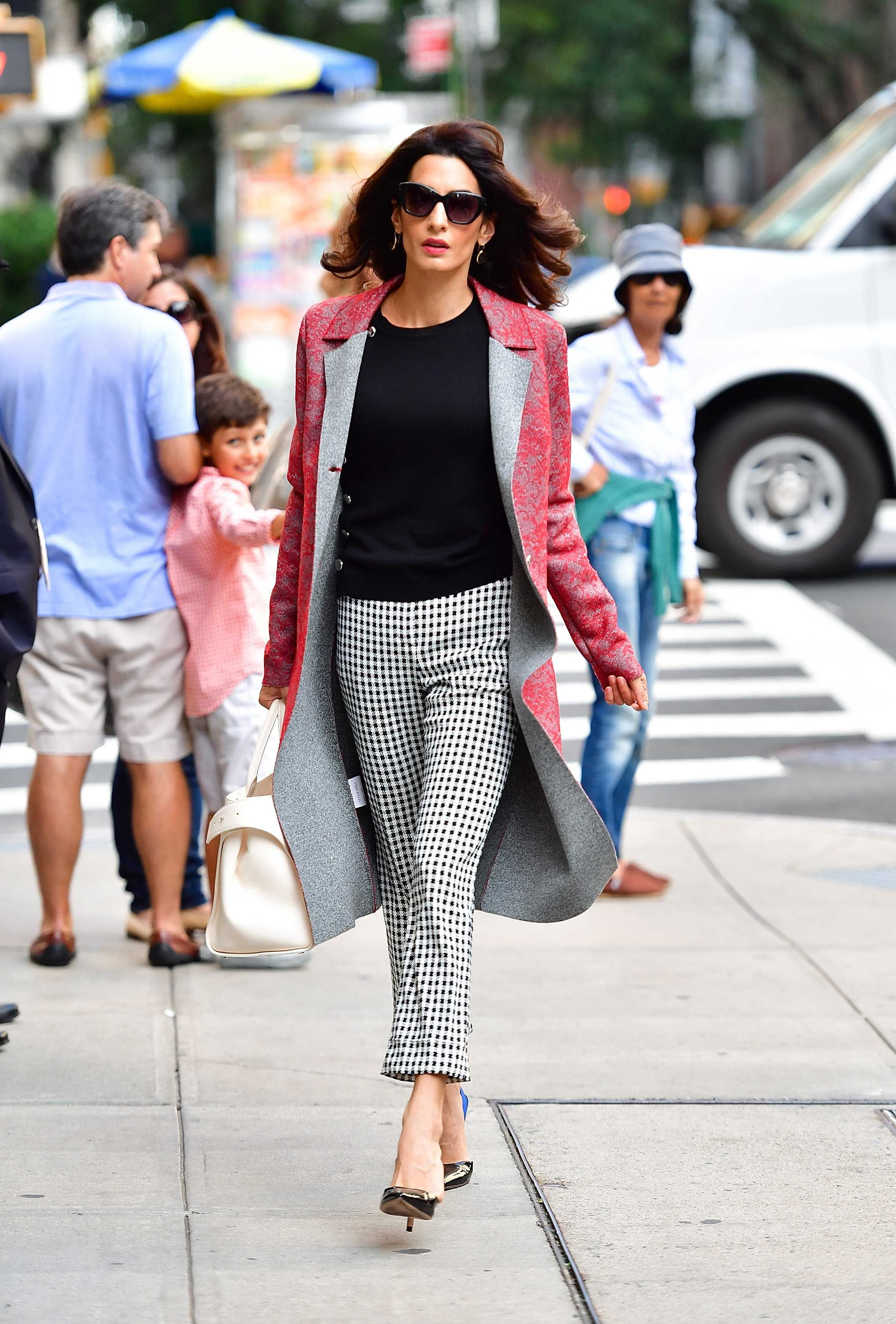 Amal Clooney Style Photos Of Amal Alamuddin S Best Fashion