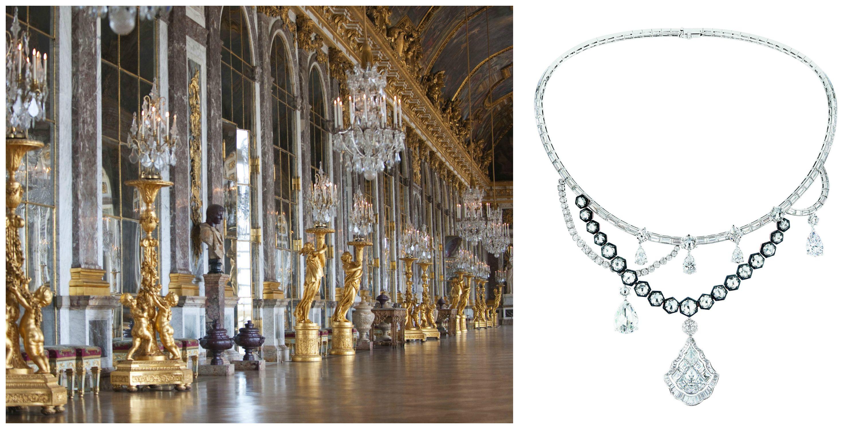 USA 7, UK O Baroque Versailles Marie Antoinette 14k Rose Gold Vermeil Topaz Grapes /& Vine Leaves Ring Truly Venusian