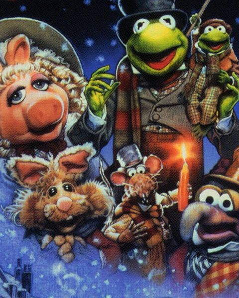 25 Best Memes About Muppet Christmas Carol: Best Holiday Films Of All Time