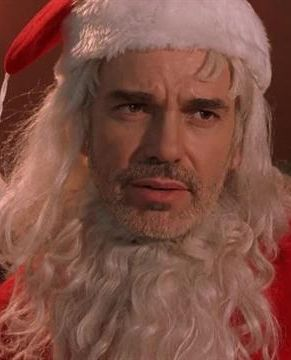 "Watch Now Bad Santa Memorable Quote : ""Good night, Santa. Good night, Mrs. Santa's sister."" - Kid Keywords : Billy Bob Thornton, mall santa, elf, booze, Lauren Graham"