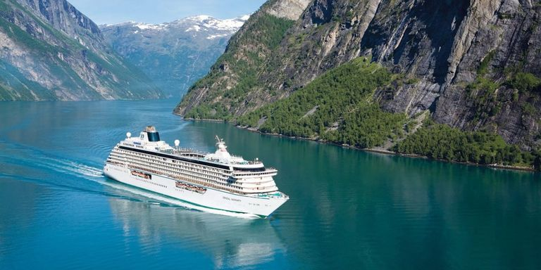The best cruises in the world for Townandcountrymag com customer service