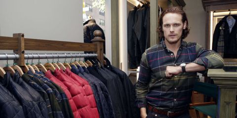 sam heughan interview outlander season 3