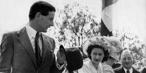 princess Margaret and peter townsend affair the crown