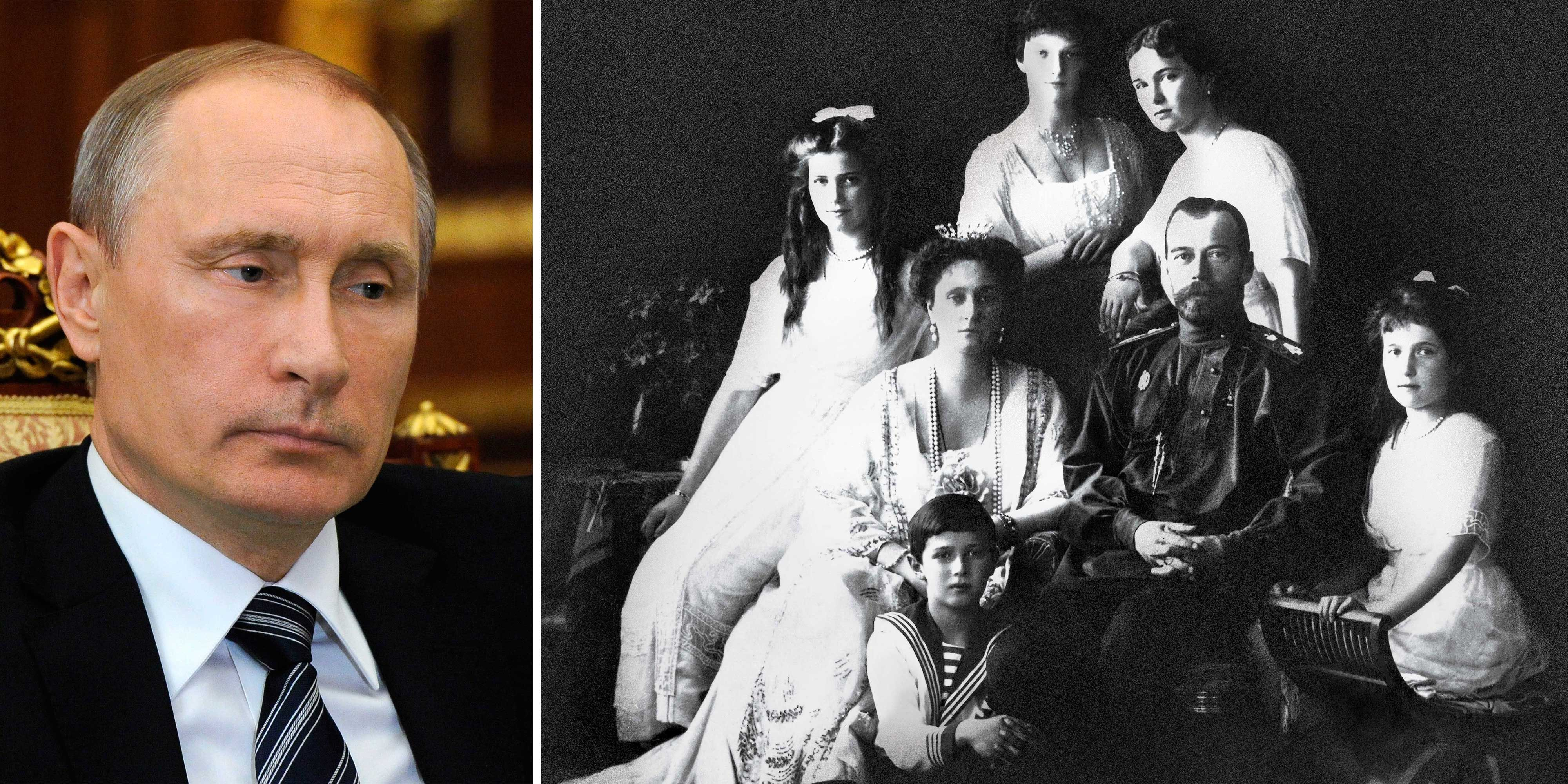what happened to the romanovs Russian orthodox church blocks funeral for last of  murdered romanovs were  together a plausible explanation of what happened to the.