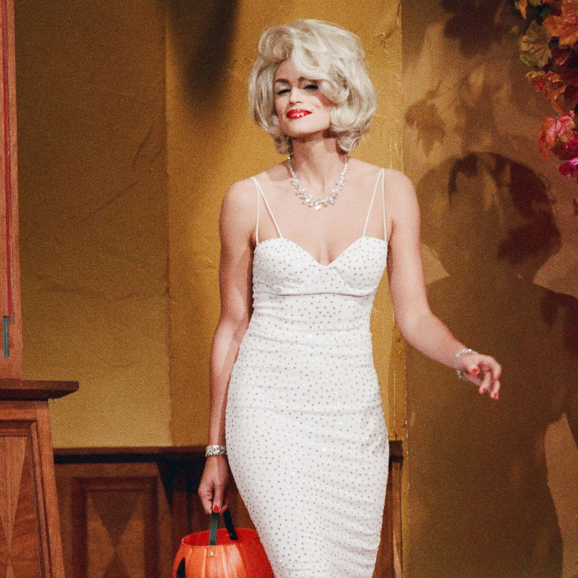 <p>1996, Cindy Crawford as Marilyn Monroe</p>