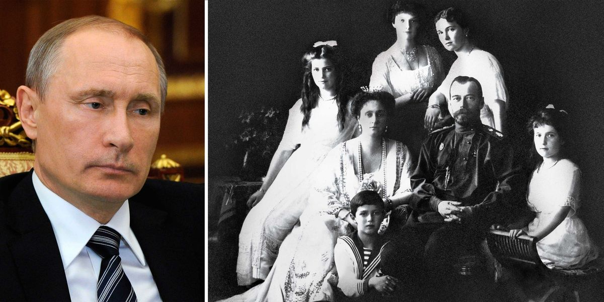 The Devastating True Story of the Romanov Family's Execution
