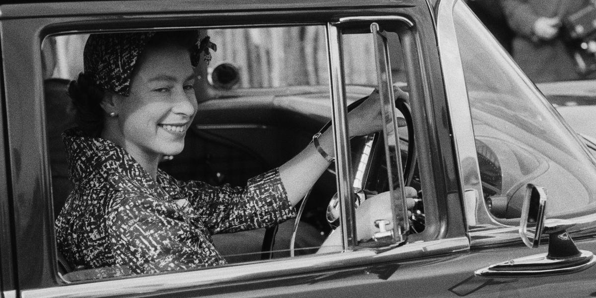 Queen Elizabeth's Bentley is Up for Auction