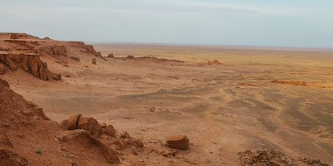 exploring mongolia s gobi desert