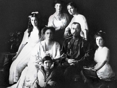 Image result for russian royal family executed