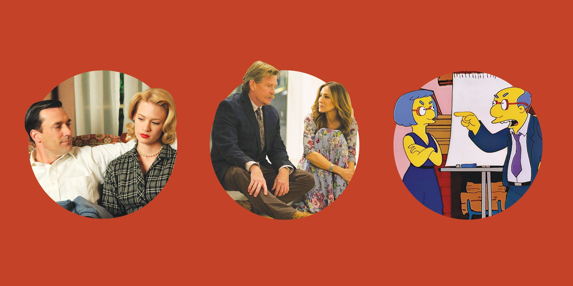 17 Divorced Characters on TV – Legendary Television Divorces