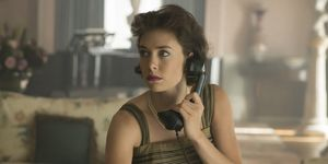 Princess Margaret, played by Vanessa Kirby