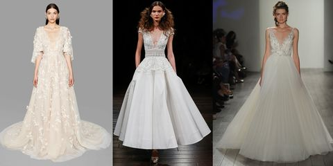 Clothing, Dress, Sleeve, Shoulder, Gown, Textile, Formal wear, Style, Wedding dress, Beauty,