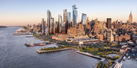 City, Metropolitan area, Tower block, Urban area, Cityscape, Metropolis, Tower, Commercial building, Skyscraper, Landmark,