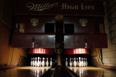 Bowling Alleys - Best Bowling Alleys In America