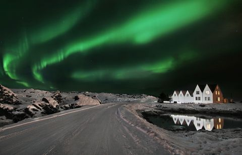iceland northern lights
