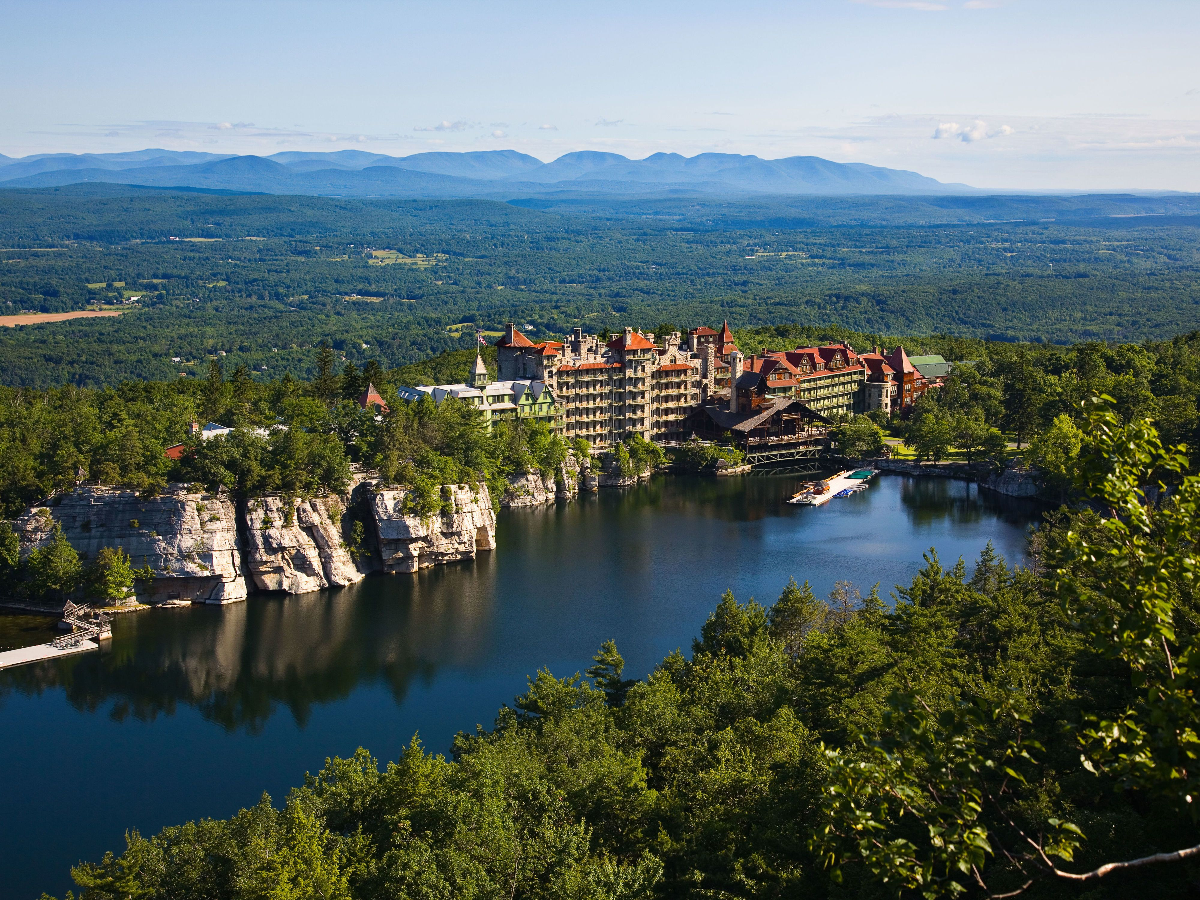 Mohonk mountain house country rooms pictures