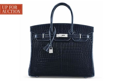 f17832fdb75 Christie s sold its first handbag in 1978 (it was a Chanel)