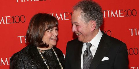 ina garten just posted the sweetest picture of her and jeffrey