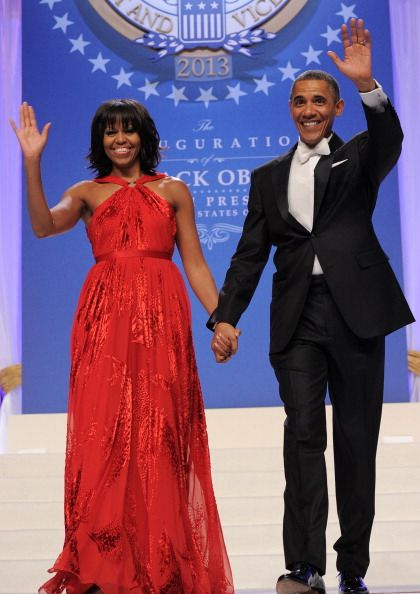 A Brief History of Fabulous Inaugural Gowns - First Lady Inaugural Gowns