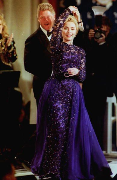 A Brief History of Fabulous Inaugural Gowns - First Lady Inaugural ...
