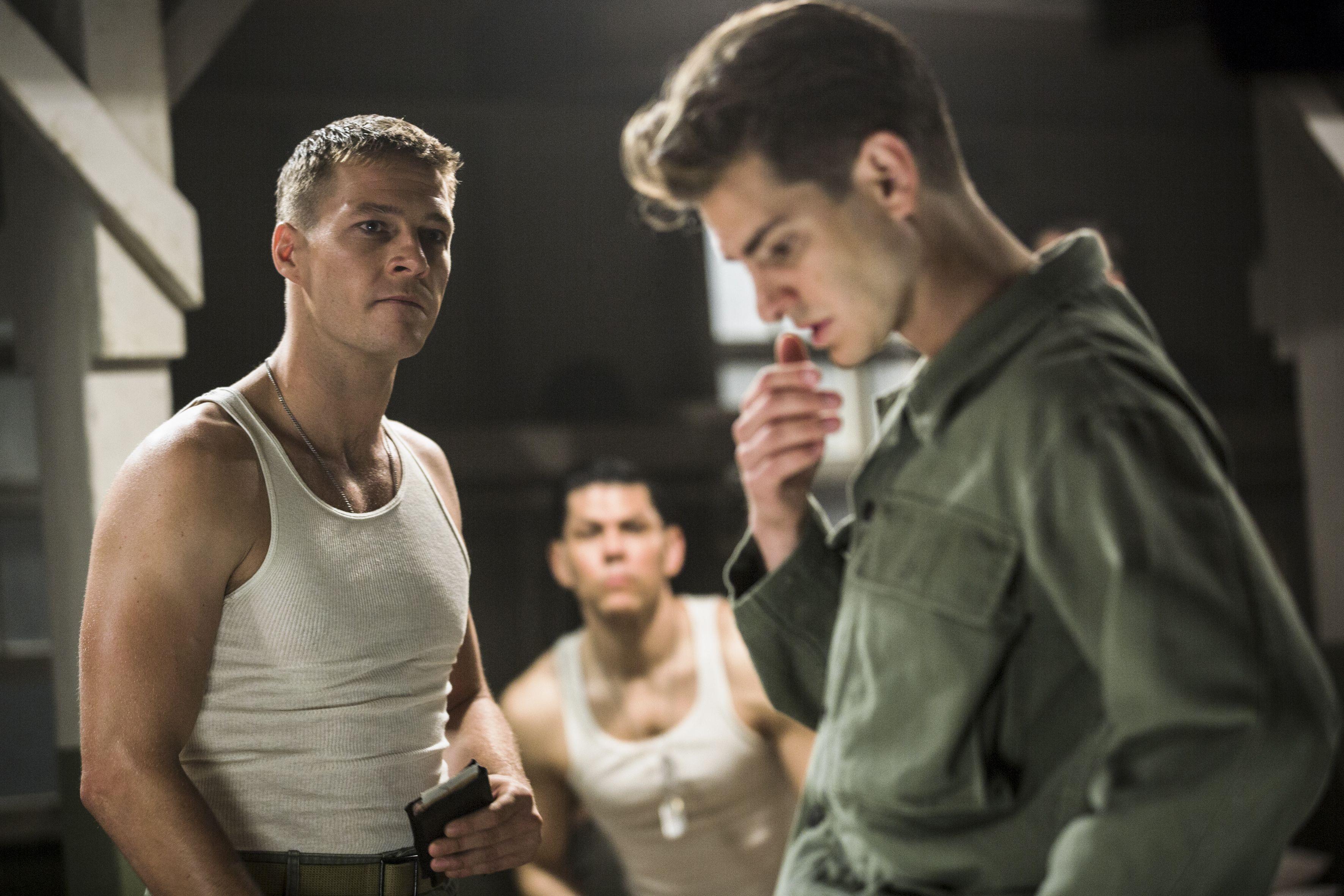 Hacksaw Ridge Star Luke Bracey On Mel Gibson World War Ii And Bad Guy Remorse