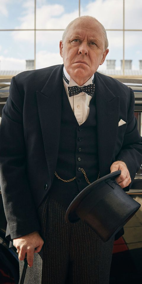 john lithgow the crown