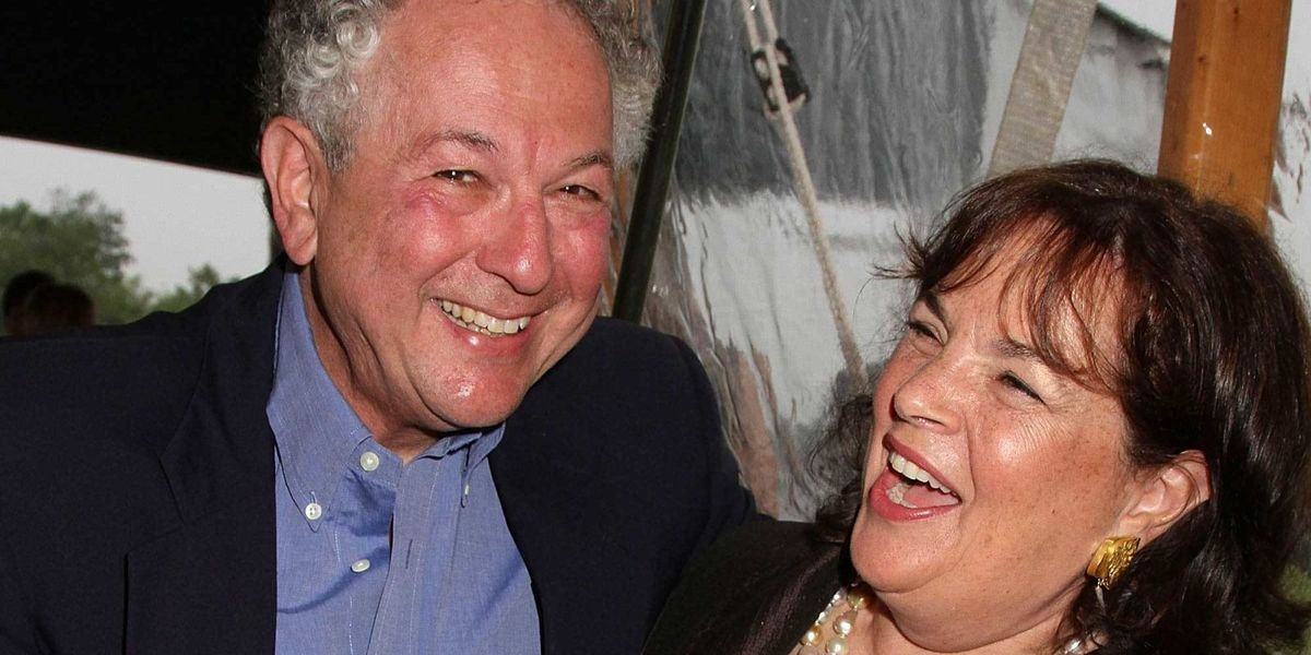 Ina Garten S Husband Jeffrey On His Unexpected Fame