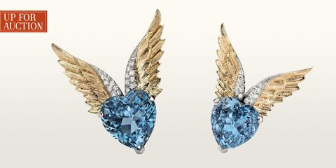 Wing, Feather, Art, Teal, Aqua, Natural material, Brooch, Illustration, Gemstone, Body jewelry,