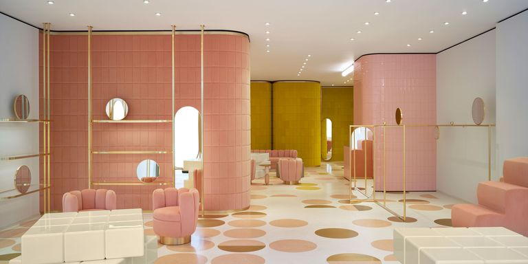 Pink places in london bars hotels and restaurants