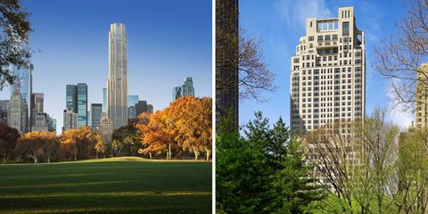 Nature, Tower block, Daytime, Natural environment, Architecture, City, Metropolitan area, Property, Urban area, Neighbourhood,