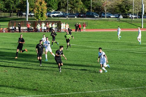 Grass, Team sport, Competition event, Soccer player, Ball game, Playing sports, Sports, Football player, Team, Tournament,
